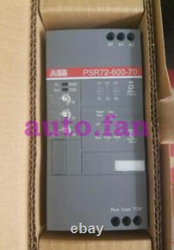 Pour Abb Soft Starter Psr72-600-70 37kw