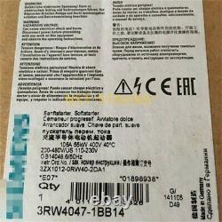 Pour Siemens 55kw Soft Start 3rw4047-1bb14 Soft Starter