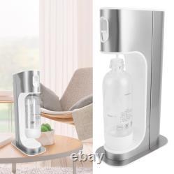 Pro Manuel Jet Starter Pack Accueil Soft Fizzy Drink Sparkling Maker Soda Stream