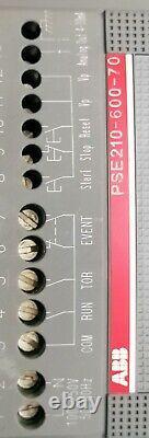 Pse210-600-70 Série Abb Pse Softstarter À Tension Réduite À L'état Solide