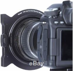 Rollei Mark II Porte-filtre Starter Kit I Système De Filtre Plug-in Pour 100mm Souple