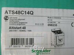 Schneider Altistart 48 Ats48c14q Soft Starter (comme Illustré) Neuf Dans La Boîte