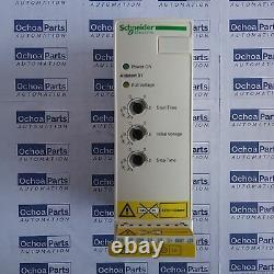Schneider Electric Ats01n222rt Démarreur Progressif Pour Le Moteur Ats01 22a 460-480v