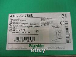 Schneider Electric Ats22c17s6u Altistart 22 Démarreur Souple