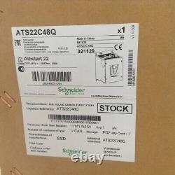 Schneider Electric Ats22c48q Démarreur Souple Sanftanlasser Altistart 22 Nouveau Nfp