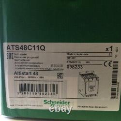 Schneider Electric Ats48c11q Altistart 48 Soft Starter Sanftanlasser Nouveau Scellé