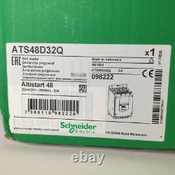 Schneider Electric Ats48d32q Démarreur Souple Altistart 48 Nouveau Nfp