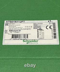 Schneider Electric / Démarreur Souple Sanftanlasser / Ats01n112ft