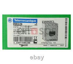Schneider Electric Soft Starter, Ats48d75q (ns)