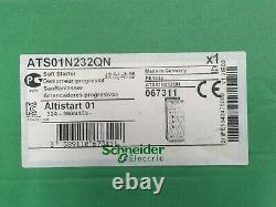 Schneider Electric Telemecanique Ats01n232qn Nouveau Dans La Boîte Soft Starter