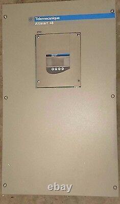 Schneider Telemecanique Soft Starter Altistart 48 Ats48c41q 230v 415v 220kw 410a