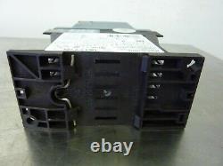 Siemens 3rw3016-1bb14 Soft Starter 4kw 400v 110/230v (22790)