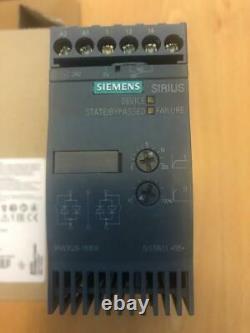 Siemens 3rw3028-1bb04 18.5kw Soft Starter