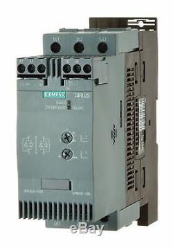 Siemens 3rw3038-1bb04 Sanftstarter Softstarter 72a 37kw