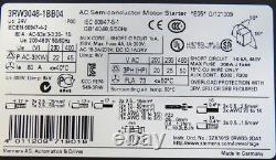 Siemens 3rw3046-1bb04 45kw 80a 200-480v E05 Sanftstarter Softstarter -inutilisé