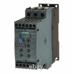 Siemens 3rw4024-1bb04 Sanftstarter Softstarter 12,5a / 5,5 Kw