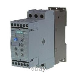 Siemens 3rw4026-1bb04 Softstarter Soft Starter 25.3a 11kw 400v 40 Centigrade