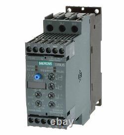 Siemens 3rw4026-1bb14 Sanftstarter Softstarter 25,3a / 11kw