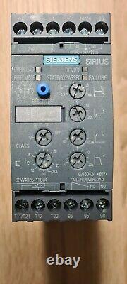 Siemens 3rw4026-1tb04 Softstarter Sanftstarter Sanftanlauf 11kw 400v 25,3a Moteur