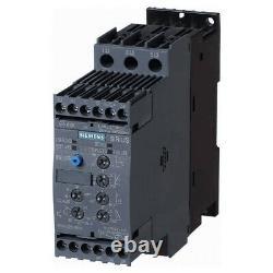Siemens 3rw4026-2bb14 Démarrage Doux Sirius S0 25 A, 11 Kavec400 V, 40 °c 200-480