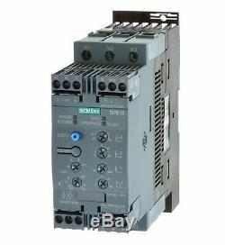 Siemens 3rw4037-1bb14 Sanftstarter Softstarter 63a 30kw