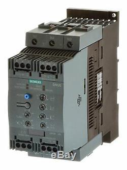 Siemens 3rw4046-1bb14 Sanftstarter Softstarter 80a 45kw