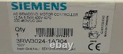 Siemens Sanftstarter 3rw3024-1ab04 Démarreur Souple Halbleiter-motor-steuergerät E03