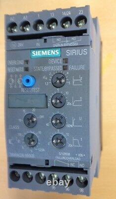 Siemens Sanftstarter 3rw4024-1bb05 Démarreur Progressif, 7,5kw, 400-600v / Ac, Us 24 V / Ac / DC