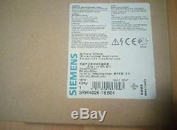 Siemens Sanftstarter Soft-démarreur, S0,11kwith200-480v / Ac 24v / Ac / Dc, 3rw4026-1bb04