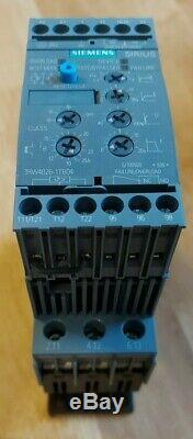 Siemens Sanftstarter / Softstarter 3rw4026-1tb04 25,3a // 11kw 400v Neu Dans Ovp