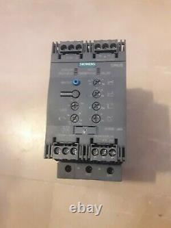 Siemens Sirius Soft Starter 3rw4047-1bb14 55kw 75hp
