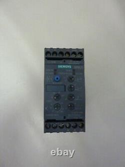 Siemens Soft Starter 3rw4026-1bb14 Neu Garantie De 6 Mois