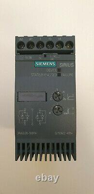 Siemens Softstarter 3rw3026-1bb14