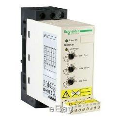 Soft Starter Altistart Ats01n212qn Schneider 5.5 Kw 5500w 12amp 066720 Nouveau