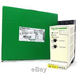Soft Starter Ats01n112ft Schneider 5,5kw À 400v Altistart 01 066716