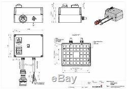 Softstarter 7,5kw Mit Elektr. Bremse Und Hauptschalter, Nr. 0098.4275