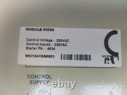 Solcon Rvs-dn Reduced Voltage Soft Starter 460a 230vac W01041986001
