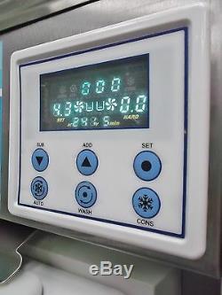 Supreme Ice Cream Soft Serve Machine Ss2 Mode De Stockage Complet Starter Pack En Stock