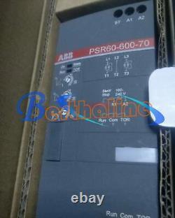 Un Nouveau Démarreur Doux Abb 30kw Psr60-600-70