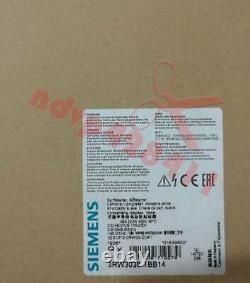 Un Nouveau Siemens Sirius Soft Starter 3rw3036-1bb14
