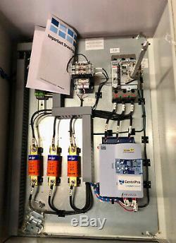 Xylème Centripro Aquastart Ast20250 20-25 HP 61 Ampères Avec Weg Ssw07 Soft Starter